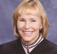 Judge Marilyn Huff