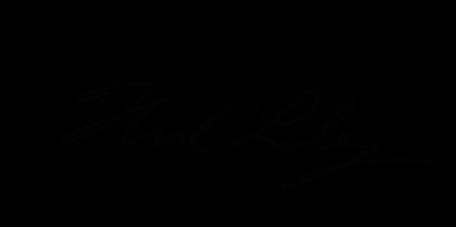 Dean Ladany's Signature